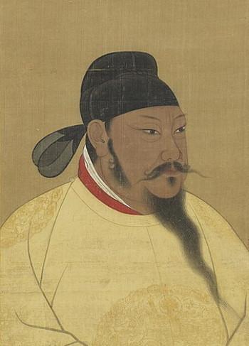 Hoàng đế kính ngưỡng Phật Pháp, khiến quốc thái dân an