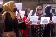 """Afghanistan: Taliban thay thế Bộ Phụ nữ bằng cơ quan """"truyền bá đức hạnh"""""""