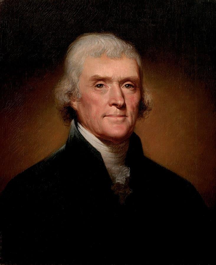 Tổng thống Thomas Jefferson