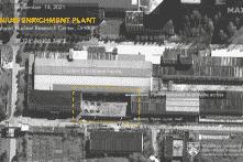 Ảnh vệ tinh cho thấy Triều Tiên đang mở rộng nhà máy làm giàu Uranium