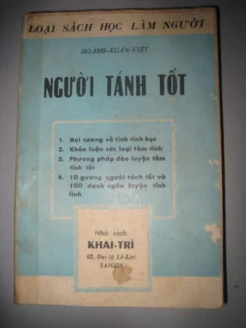 Sài Gòn xưa: Chuyện về nhà sách Khai Trí