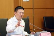 Bộ trưởng Bộ Tài chính Hồ Đức Phớc: 'Ngân sách trung ương gần như không còn đồng nào'