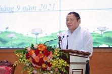 Bộ trưởng VH-TT&DL Nguyễn Văn Hùng gợi ý xây 'nhà hát online' để kiếm tiền thời dịch