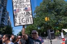 Mỹ: Nhiều bang đang chuẩn bị cho cuộc chiến pháp lý với lệnh bắt buộc tiêm chủng