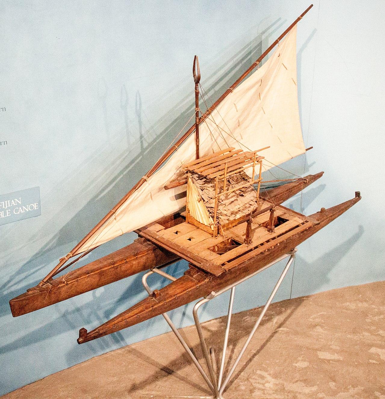 thuyền Drua