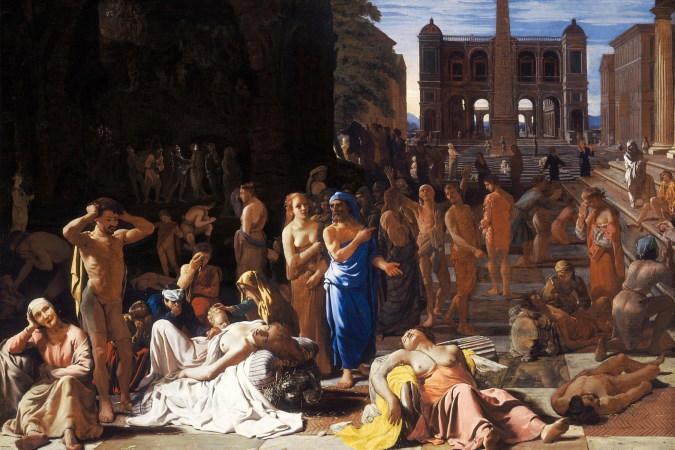 Nhìn lại đại ôn dịch Justinian và những bài học lịch sử
