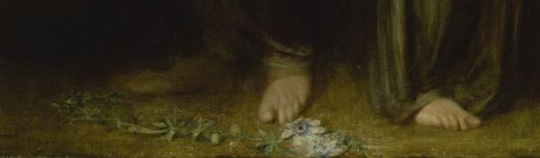 """""""Farewell"""": Một bức họa gợi nhiều suy ngẫm về truyền thống và hiện đại"""