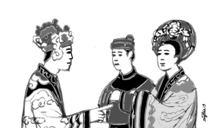 Vương phi Ngọc Bảo: Người giúp Nguyễn Hoàng vào nam mở đất