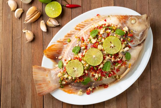 6 loại cá bổ dưỡng giúp nâng cao sức đề kháng