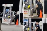 Người mẹ và hai con mắc kẹt ở trạm xăng, cảnh sát tới trả tiền giúp