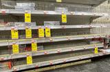Khủng hoảng chuỗi cung ứng tại Mỹ: Kệ hàng trống không, người mua thất vọng