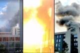 Trung Quốc: Cháy nổ xảy ra cùng ngày ở Giang Tô, Liêu Ninh